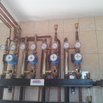 Котельная отопления подключается к газовому котлу