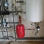 Циркуляция горячей воды